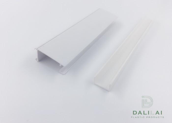 PVC Plastic Cable Channel