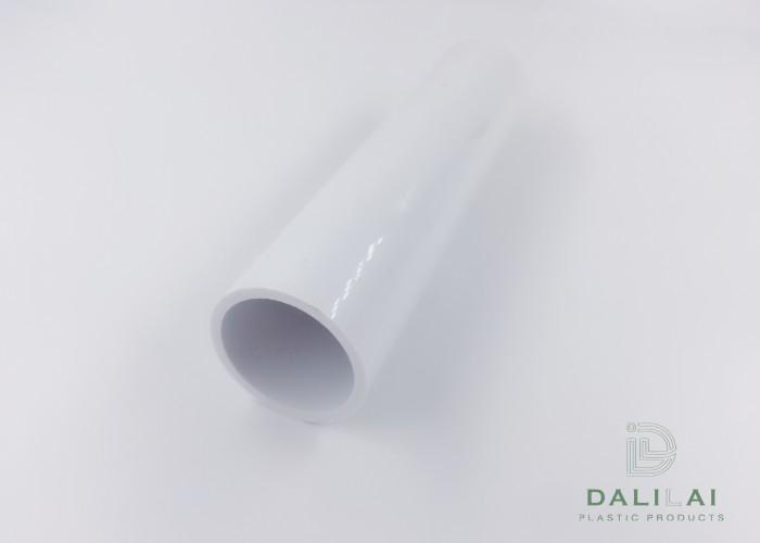 Rigid Plastic Tubing