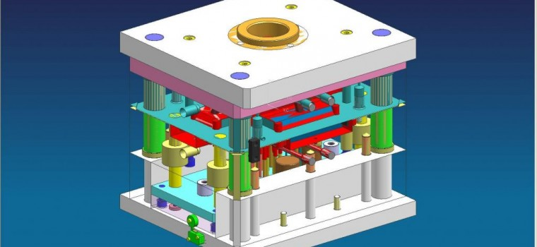 What are the process of plastic injection molding?